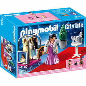 Playmobil City Life 6150 Star-Shooting