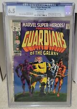 Marvel Super-Heroes #18 (1969) CGC 6.5 - 1st Guardians of the Galaxy Marvel Key