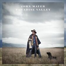 JOHN MAYER Paradise Valley CD BRAND NEW