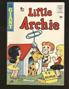 Little Archie Giant Comics # 8 VG+ Cond.
