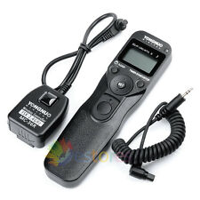 YONGNUO MC-36R C3 Wireless Timer Remote For Canon 7D 6D 50D 40D 5D Mark III