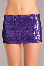 Be Wicked Sexy Sequin Mini Skirt BW1677
