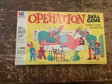 1965 Operation Game by Milton Bradley
