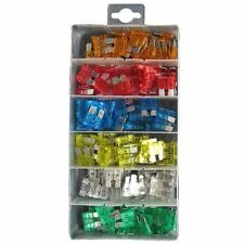 Pearl Consumables Assorted Automotive Midi Blade Fuses Pack of 120 PXP100