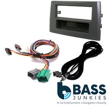 Volvo XC90 2002 - 2014 Car Stereo Fascia Panel & Amp Bypass Fitting Kit CT24VL04