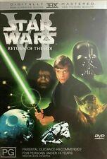 Star Wars :  Return Of The Jedi :   NEW DVD