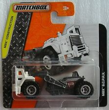 Matchbox Diecast MBX Construction 2015 MBX S.C.P.R.X. New & Carded