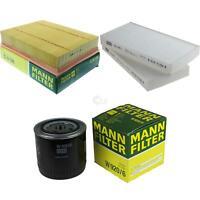 MANN-FILTER PAKET Luftfilter Innenraumfilter Ölfilter Dodge Nitro