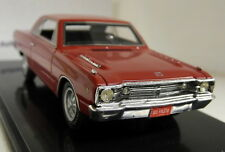 Dodge Dart High Gloss Red 1968 Highway 61 Scale 1 43