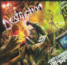 Destruction - The Curse of the Antichrist: Live in Agony (*Used-CD, 2009, AFN)