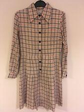 Vintage Wool Dress 60s 70s Retro S 10 Tokyo Mod