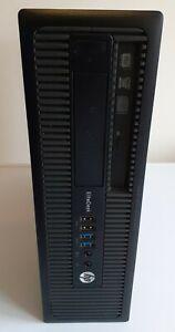 HP 800 G1 SFF i5 4570 3.2Ghz 8.0GB RAM,  500GB HDD Windows 10 pro