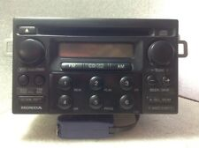1998 1999 2000 2001 2002 Honda Accord Radio CD Player OEM 39101-S82-A210-M1 #218