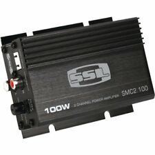 Soundstorm Smc2.100 100-watt 2-channel Mini Class Ab Amp