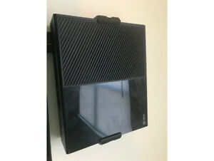 Microsoft Xbox One Console (Original) Wall Mounting Hardware Near or Behind TV