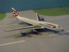 "INFLIGHT 500 BRITISH AIRWAYS ""BEIJING 2008"" 747-400 1:500 SCALE DIECAST MODEL"
