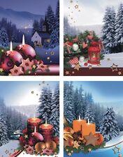 sacs-cadeaux 48 x Medium Sacs de Noël Sac de Noël Sacs à cadeaux 7337
