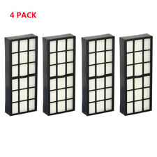4 PACK HEPA Vacuum Filter for HF7 Series Uprights Eureka 61850 61850A 61850B
