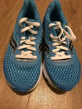 Totalmente Nuevas Saucony Señoras Zapatillas Uk Size 4 Shadow Genesis