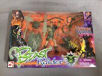 Beast Raider Savage Warrior Playset - Thunder Thor Figur Chap Mei Neu & Ovp
