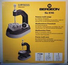 Bergeon Multipurpose Press