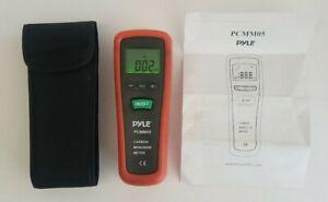 Pyle PCMM05 Hand Held Carbon Monoxide Meter - High Accuracy, Digital LCD Display