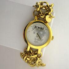Versus by Versace Ladies Stainless Steel Bracelet Link SG023 0016 Watch