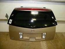 06 CAD SRX Gold Slate Metallic 918L Rear Lid/ Lift Gate W/ Privacy Glass 26178