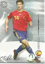 2007 Futera World Football Xabi Alonso #65 Spain