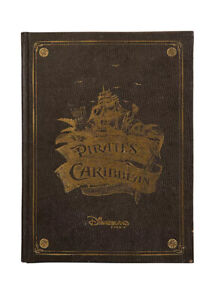 Disneyland Paris Pirates of the Caribbean A Treasure of an Attraction Book NEW