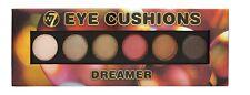 W7 Dreamer Eye Cushions GEL to Powder 6 Colour Eyeshadow Palette
