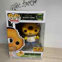Funko Pop Donut Head Homer Simpson