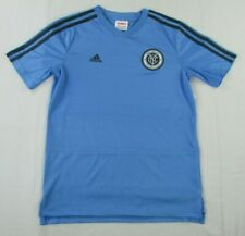 New York City Football Club Mls adidas Youth Athletic T-Shirt