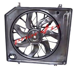 CF2014600 Radiator Cooling Fan Assembly 2007-2009 Kia Sorento 3.3L 3.8L