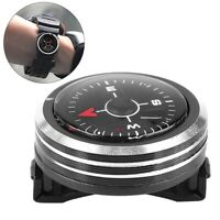 1Pcs Mini Lightweight Wrist Compass for Survival Camping Outdoor Tool Accessory