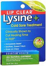 Lip Clear Lysine+ Cold Sore Treatment 0.25 oz