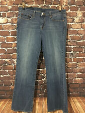 Lucky Brand Women's Jeans Sassy Sweet n Low Flap Pocket blue Stretch Size 12 31