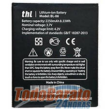 BATERIA BL06 PARA THL T6 2250 mAh High Quality