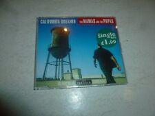 MAMAS & PAPAS - California Dreamin - 1997 UK 4-track CD single