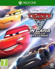 Cars 3 In Gara per la Vittoria XBOXONE - LNS