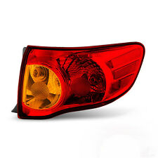 For Toyota Corolla 2009 2010 Rear Right Side Tail light  Brake Lamp Outer Right