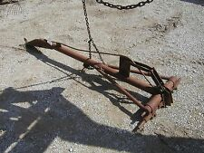 Farmall John Deere Ford Ac Oliver 3pt hitch Heavy Duty long Snout lift boom