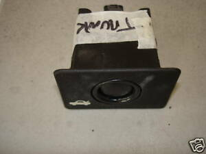 Trunk Release Switch 96 97 98 99 Mercury Sable