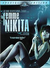 La Femme Nikita (DVD, 2003, Special Edition)