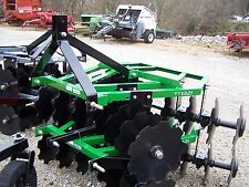 New 16x16 Titan 5 1/2 ft. (3 point) Disc Harrow *We Can Ship, Ask for a Quote