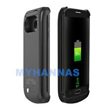 Samsung Galaxy S7/S7 Edge Extended Battery Power Backup Charger Case Juice Cover