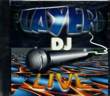 DJ PLAYERO LIVE - CD NEW  ORIGINAL SELAED