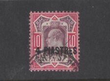 1902 British Levant Edward the VII SG 10 Fine Used