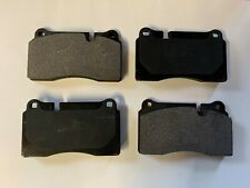 RANGE ROVER SPORT TDV8 BREMBO TYPE FRONT BRAKE PAD SET SFP500070 UK MADE