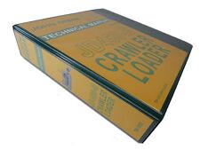 John Deere JD450-B Crawler Technical Service Repair Manual Book 450B 450-B